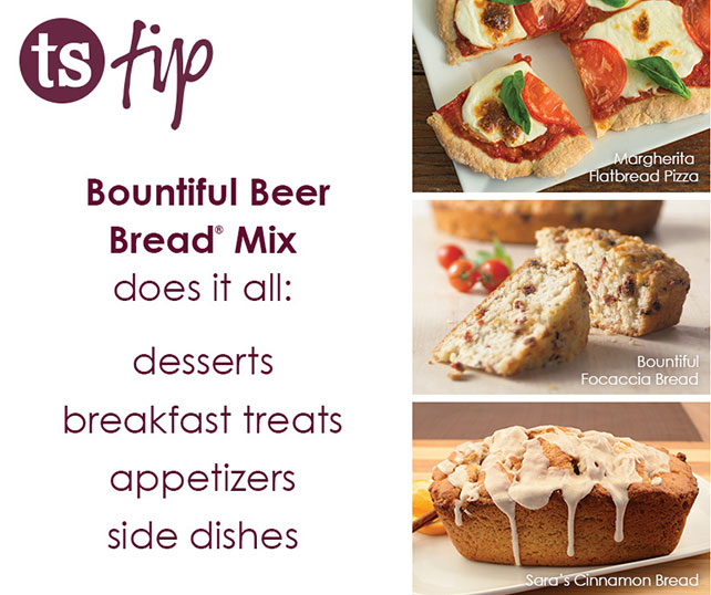 Tuesday Tip: What CAN'T You Do With Beer Bread?