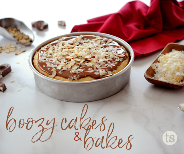 5 Boozy Cakes & Bakes