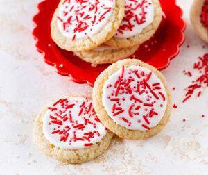Ah Sugar Sugar Coated Cookies